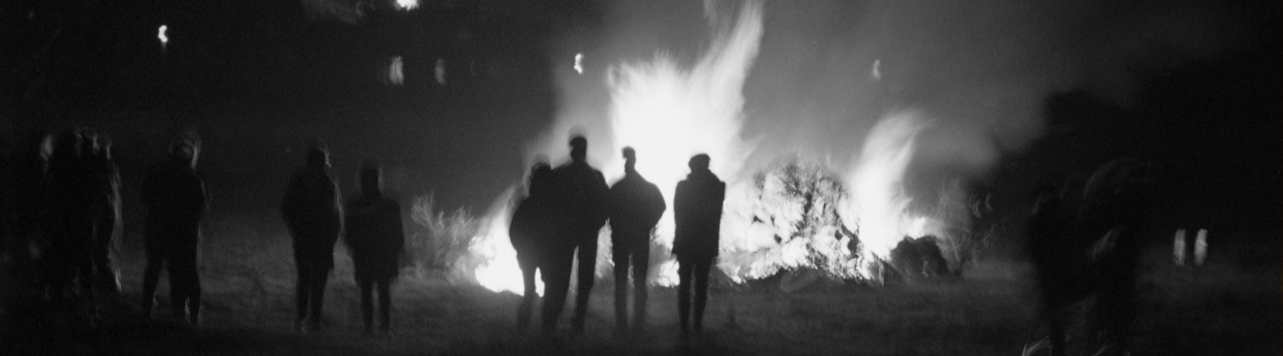 Howard Fricker Bonfire Photo